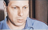 Фомин, участковый, - Сергей Гурьев.