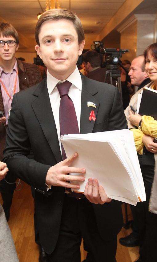 Довгий собрался на выборы в Раду. Фото Максима Люкова
