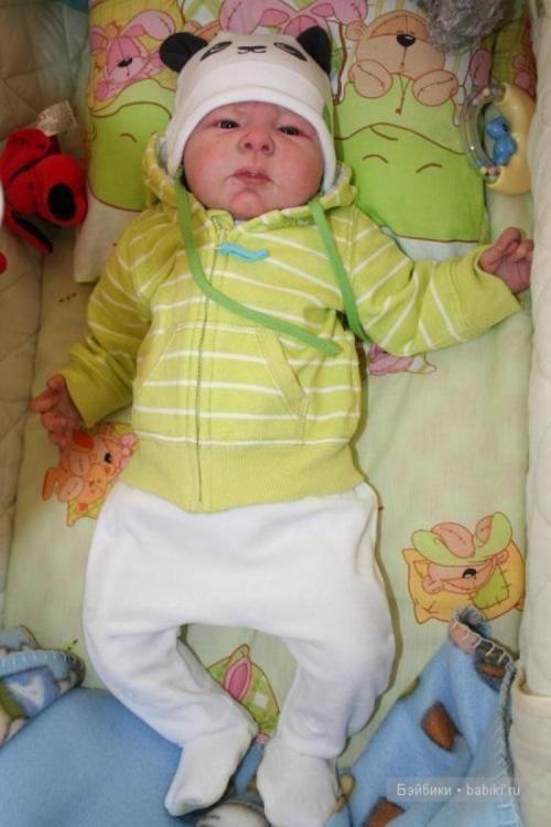 По этой фотографии с трудом поймешь, что перед вами не настоящий младенец. Фото с сайта babyblog.ru