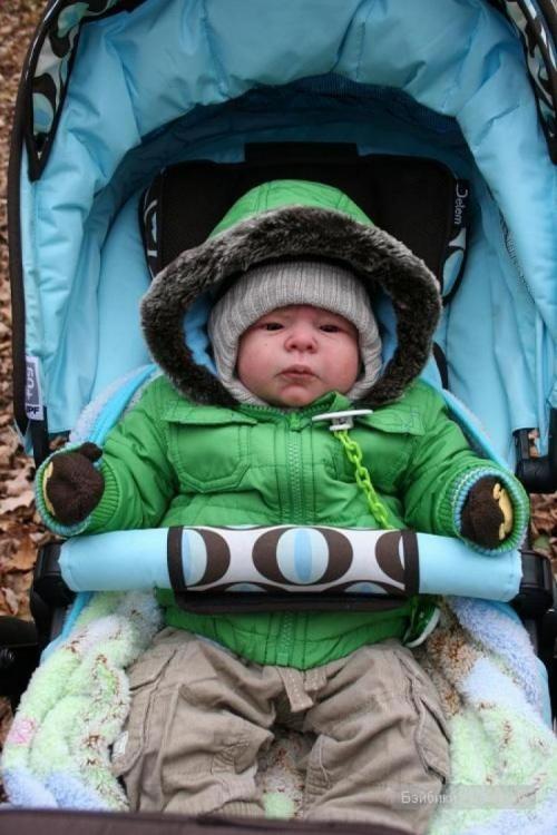 Симпатичный малыш, только ненастоящий. Фото с сайта babyblog.ru
