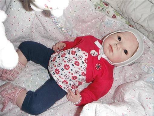 Малыш, ты меня волнуешь... Фото с сайта: babiki.ru
