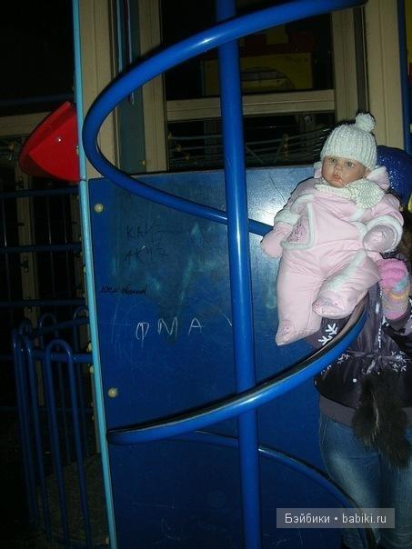 Ребенка надо развивать... Фото с сайта babiki.ru