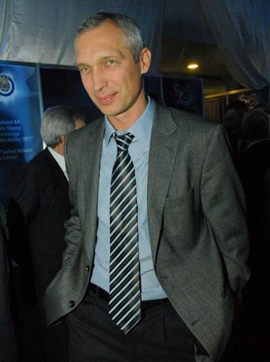 Олег Протасов пока не знает, приедет ли в Украину на чемпионат Европы.