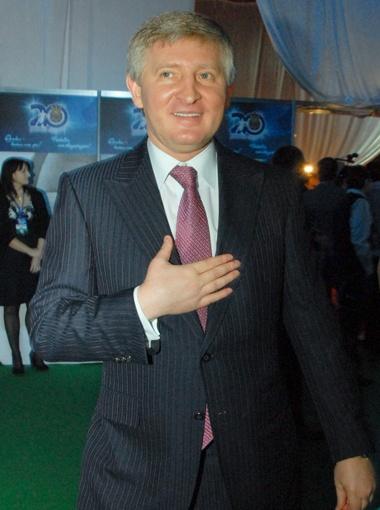 Ринат Ахметов пожелал удачи сборной Украины.