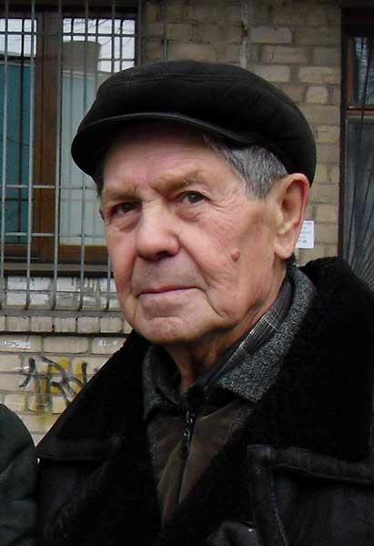 Виктор Андреевич Полунин