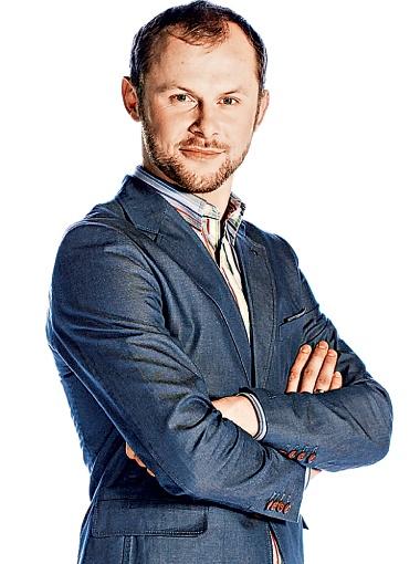 Ведущий шоу Дмитрий Бурундуков.
