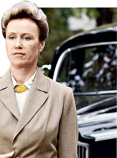 ...чем героиня Розановой в новом телесериале. Фото предоставлено каналом