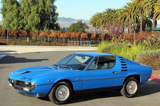 Итальянский спортивный автомобиль был разработан великим Марчелло Гандини из всемирно известной студии Bertone