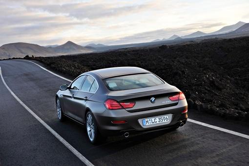 Новая модель является по существу четырехдверной версией последней 6-Series Coupe. ФОТО: avtomaniya.com