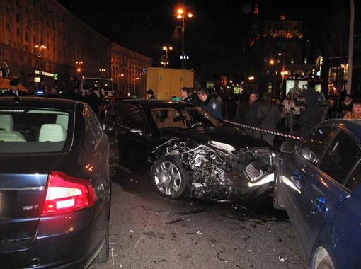 После ноябрьского ДТП на Крещатике 28-летний Дмитрий Целуйко...