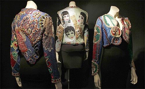 На старейших в мире торгах были выставлены украшения и одежда великой актрисы. Фото: REUTERS