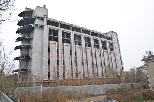 Здание СБУ на улице Гоголя