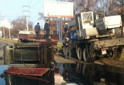 Трансформаторы пытаются вернуть на КамАЗ. Фото: lich.in.ua.