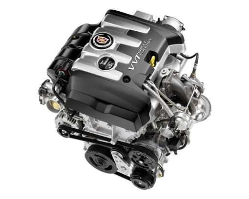 В Cadillac отмечают, что соотношение 135 лошадиных сил на литр объема