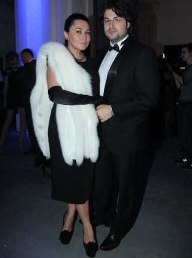 Мозговая и Ткаченко честно выдержали дресс-код Black Tie.