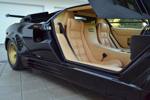 Автомобиль по форме получился угловатым, широким и низким.