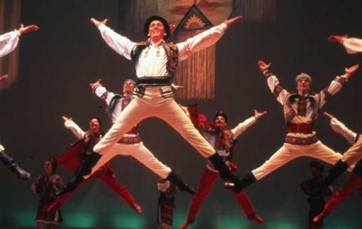 Ансамбль танца им. П.Вирского. Фото с сайта odessapage.com