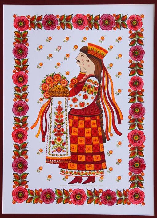 Экспонаты мастерицы хотят выкупить для украинского культурного центра во Франции.