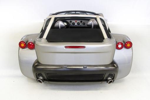 Голландцы заимствовали 2,5-литровый мотор TFSI у Audi