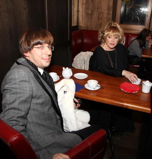 Алла Борисовна с Максимом вместе сходили в кино. Фото: eg.ru