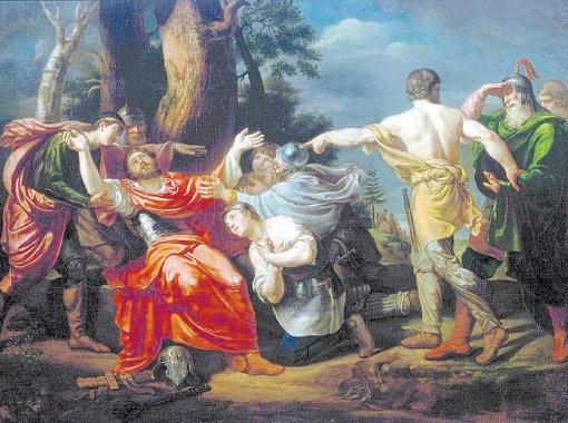 Дмитрий Донской на Куликовом поле, 1805 г.