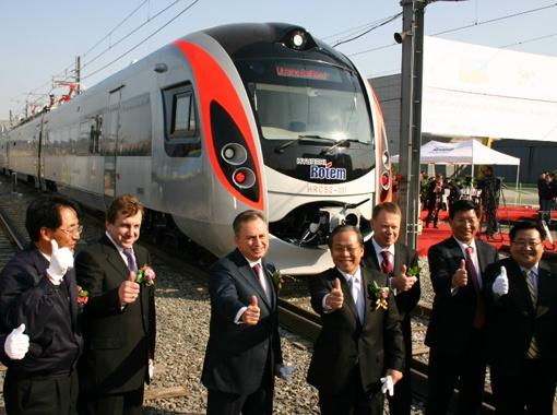 Украинская делегация во главе с министром инфраструктуры и транспортной политики Борисом Колесниковым осталась довольна работой, выполненной корейцами.