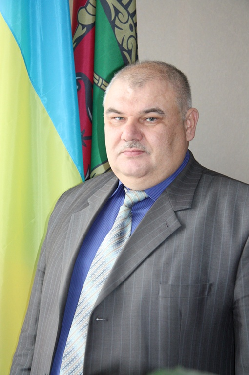 Василий ЯКОВЕНКО - новый глава Коммунарского района.