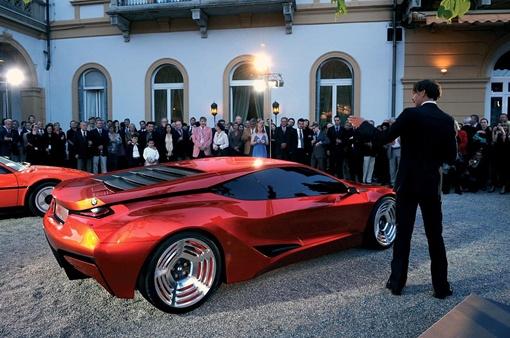 Два года компания дразнила идеей суперкара, показанной на Франкфуртском автосалоне 2009 года. ФОТО: avtomaniya.com