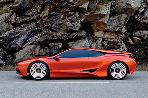 Автомобиль должен был оснащаться твин-турбо двигателем V10 мощностью 625 лошадиных сил. ФОТО: avtomaniya.com