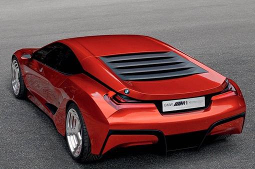 Такой автомобиль разработан полностью подразделением М компании BMW. ФОТО: avtomaniya.com