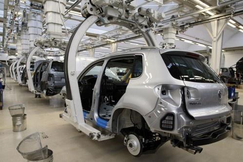 Универсальная платформа для разных моделей автомобилей была обычной практикой в крупных автомобильных группах.