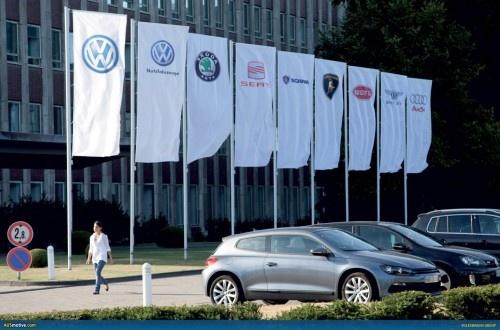Volkswagen, который является пионером этого метода среди своих брендов с начала 90-х, оказался более