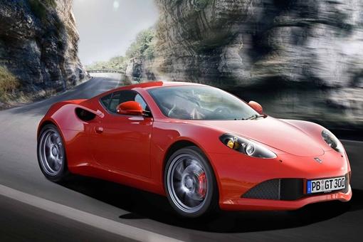 … Это на 40 сантиметров меньше, чем Artega GT, занявшая второе место ФОТО: avtomaniya.com