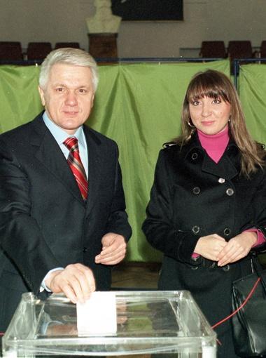 Владимир Литвин не хочет раскрывать своих планов на избирательную кампанию журналистам.