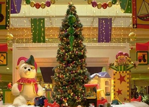 Новогодние сюрпризы. Фото с сайта sunhome.ru