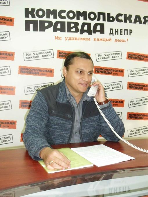 И.о. замначальника пассажирской службы ПЖД Виктор Свинухов