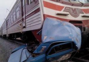 Водитель успел спастись. Фото: zhitomir.info