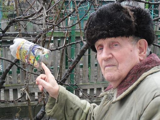 Петр Динец после нового года не дождался своих синичек