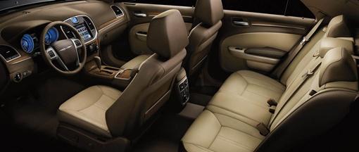 В салонах США вскоре появится новая модификация 2012 Chrysler 300C. ФОТО: avtomaniya.com