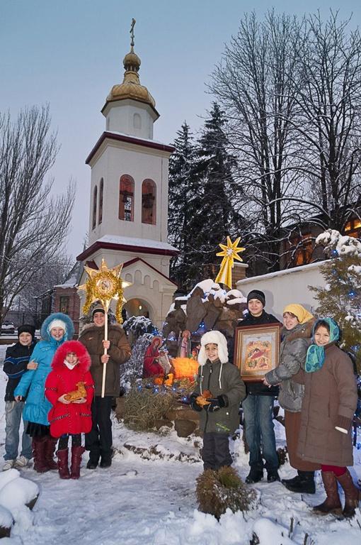 Фото пресс-службы Донецкой епархии УПЦ-МП
