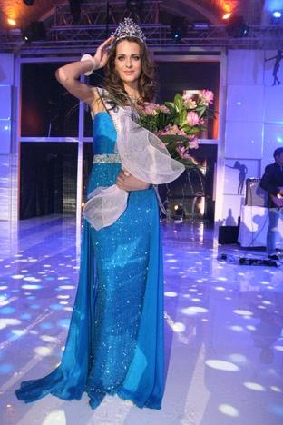 Стефанко стала второй красавицей Вселенной