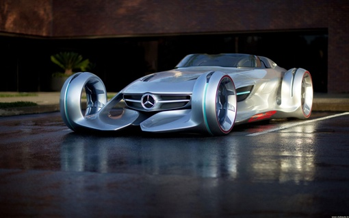 ФОТО Mercedes-Benz Advanced Design Studio