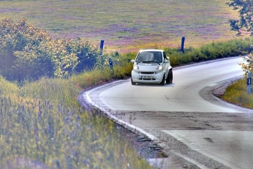 Низкое потребление топлива и высокая степень безопасности, - важные преимущества авто. ФОТО: avtomaniya.com
