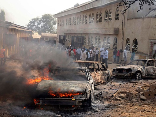 Из-за терактов погибли около ста человек. Фото Reuters.
