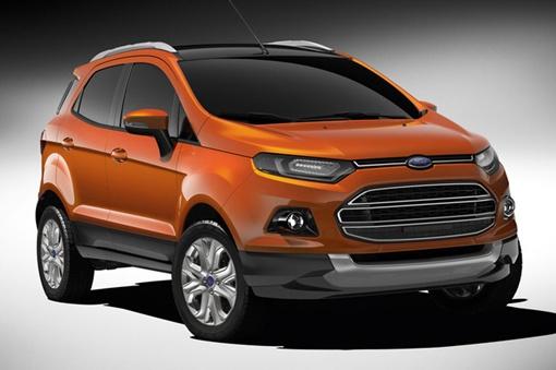 Над созданием Ecosport занимались инженеры из бразильского отделения Ford. Фото auto.mail.ru.