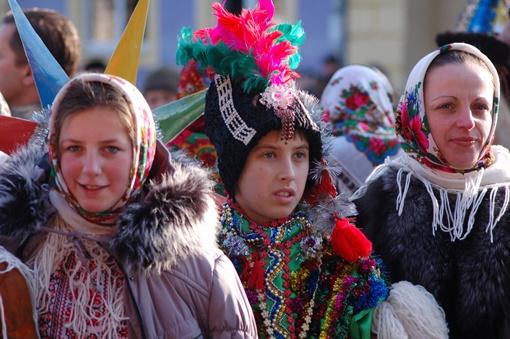 В Черновицкой области установили Рождественский рекорд.