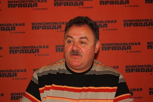 Алексей Порфирьевич свое 55-летие