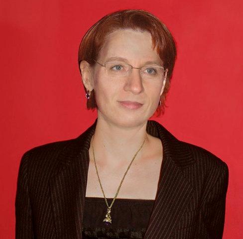 У Анны Борисовой есть лицо. Фото borisakunin.livejournal.com