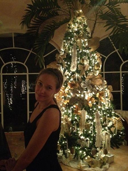 А на Рождество экс-жена бывшего депутата Полищука перебралась на Барбадос