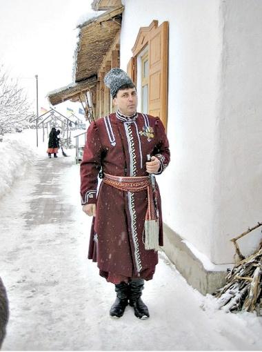 Владимира Удовиченко его вторая жена Валентина увидела во сне на Рождество еще в юности.